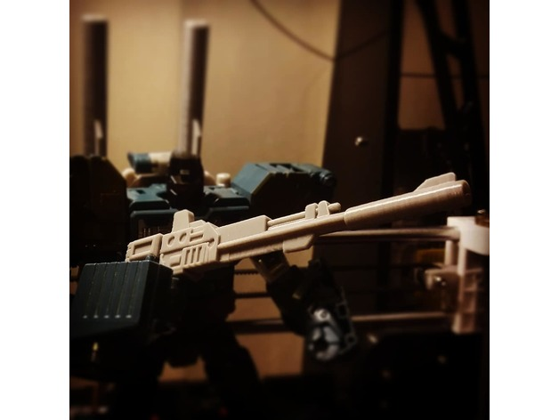 Transformers Combiner Wars Onslaught's Sonic Stun-gun by