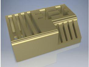 SD/USB Storage Organizer compact