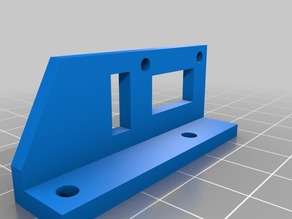 Sunhokey Z Axis Adjustment Screw and Mount
