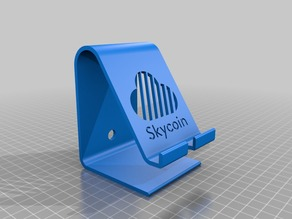 Skycoin phone stand