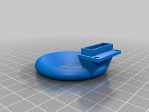 360° Anycubic Kossel Cooler Duct