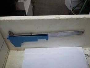 Wall or drawer Caliper holder