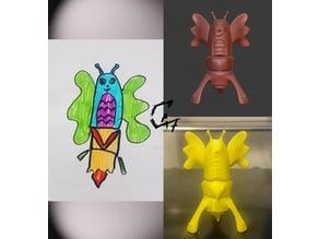 Kid world figurine 2