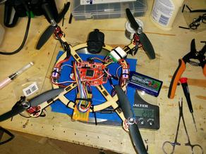 Yet Another Parametric Mini Quad
