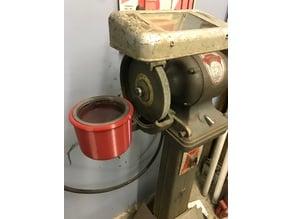 Delta grinder quench cup