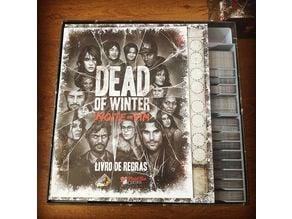 Dead of Winter Box organizer