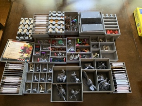 Middara Act I complete insert (except books)