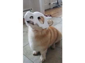 Cubone Dog Mask