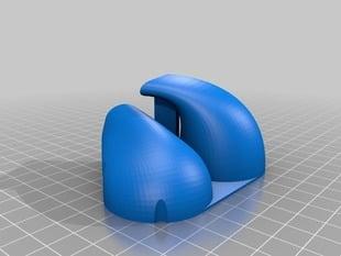 J-Head Dual 40mm Fan Cooler