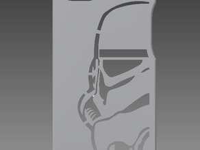 Iphone 5 Stormtrooper Case
