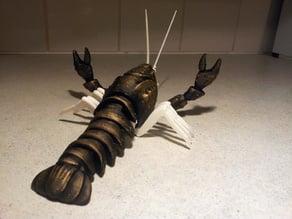 Articulated Crayfish