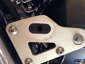 SV650 Front Indicator Spacer