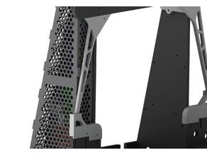 Anet A8 Hulk Frame Remix For Electronics Enclosure