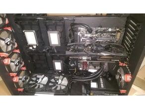 Asus Crosshair Hero VI X370 plates