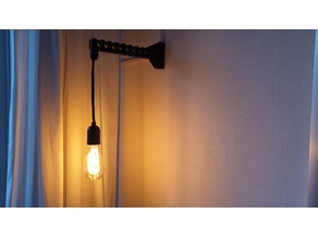 Lego Wall Lamp