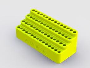 (PH1x60x8.5) PENCIL HOLDER, SLOTTED, 60x8.5-30