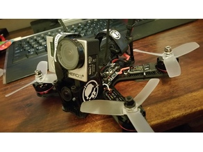 Minimal Ultra Light GoPro Mount 1.0