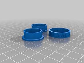 A Certain 3D Printed Medium Ring