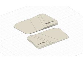 Tilted sideplates. Gotway Msuper v3/s+