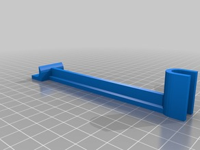 120mm Tool to level X-axis of Prusa i3