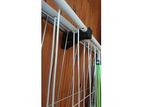 washing dryer hanger