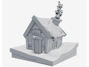The Arctic Explorer - Ivan's house