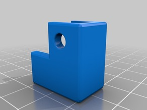 Ender 3/5 Glass Bed Clamp
