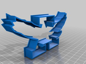 Aycock Falcons Cookie Cutter
