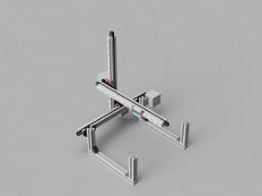 3-Axis Cantilever