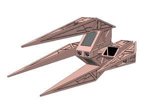 Wing Commander - Kilrathi Paktahn Heavy Bomber