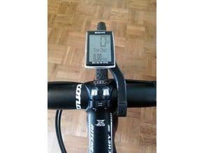 Bike mount sigma sts