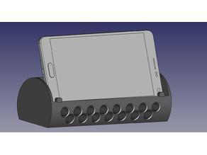 Samsung Note 4 Holder and Speaker
