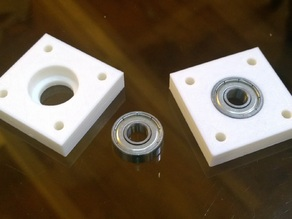 608 Bearing Pillow Block Housing