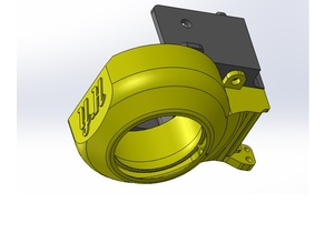 Volcano Block Ring Blower Fan Duct