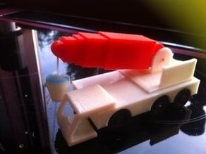 Mobile Crane (impression)