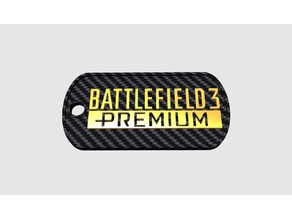 Battlefield 3   Premium Dogtag