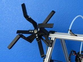 T-slot Mountable Filament Spool