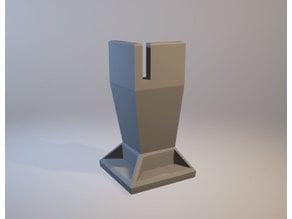 Ultimaker 2/2+/3 anti-vibration feet whith evacuation hole