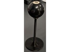 8 ball stand