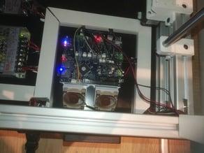 Duet Wifi/Ethernet cooling base 40mm fans