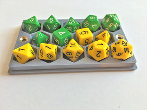 Customizable dice box