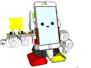 MobBob V2 Remix Upgrade - Smart Phone Controlled Robot