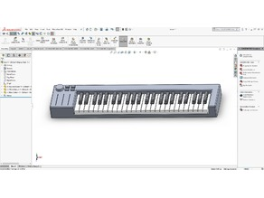 Portable Piano (Band Keyboard)