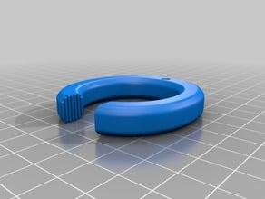 Table wire clip