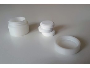Ø15x5 mm pill box