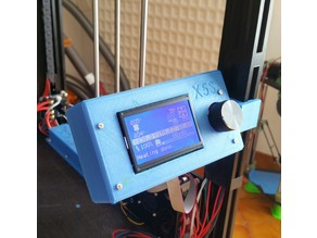 TronXY X5S LCD Case