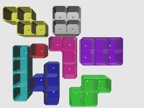 Scifi Storage Tetris Remix + holes