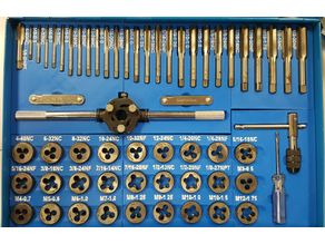 Tap and Die Organiser