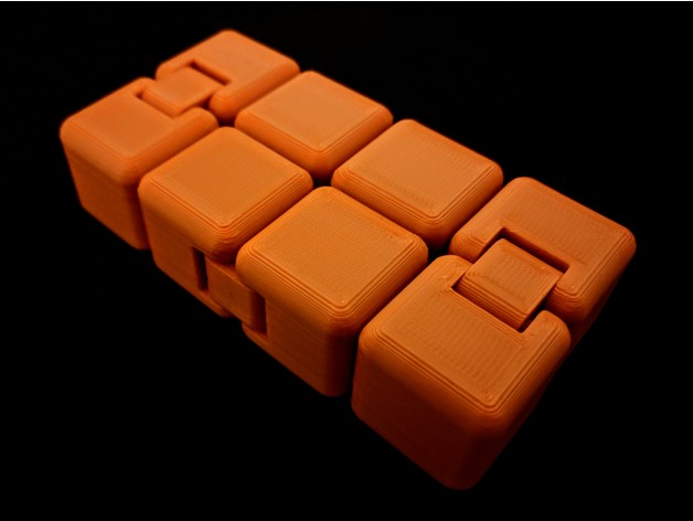 Yet Another Fidget Infinity Cube by acurazine - Thingiverse