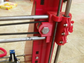 My New Prusa i3 Rework X and Y Belt tensioners